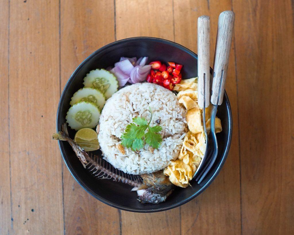 Koh Larn Summer House Cat Rice