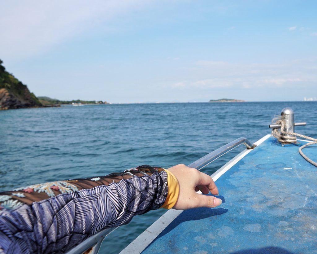 Koh Larn Diving Trip Speed Boat